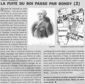 Fuite de Louis XVI (2)