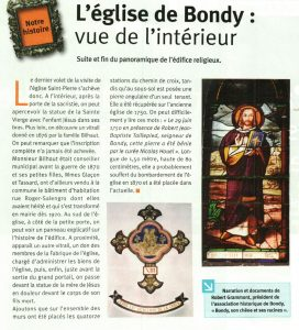 Intérieur Eglise St Pierre (3)