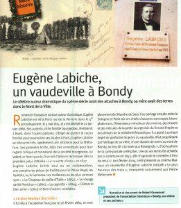 Eugène Labiche - un vaudeville à Bondy