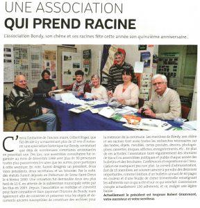 LES 15 ANS DE L'ASSOCIATION BCR