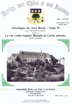 thumbnail of BULLETIN N°15