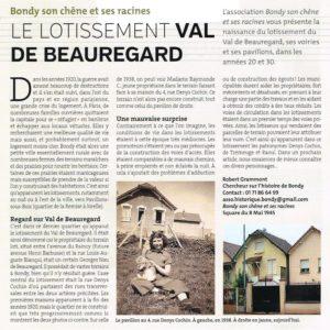 Lotissement Val De Beauregard
